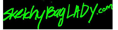 Sketchy Bag LAdy